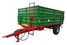 Traktorový príves 3.3 t