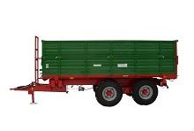 Traktorový príves 7.3 t